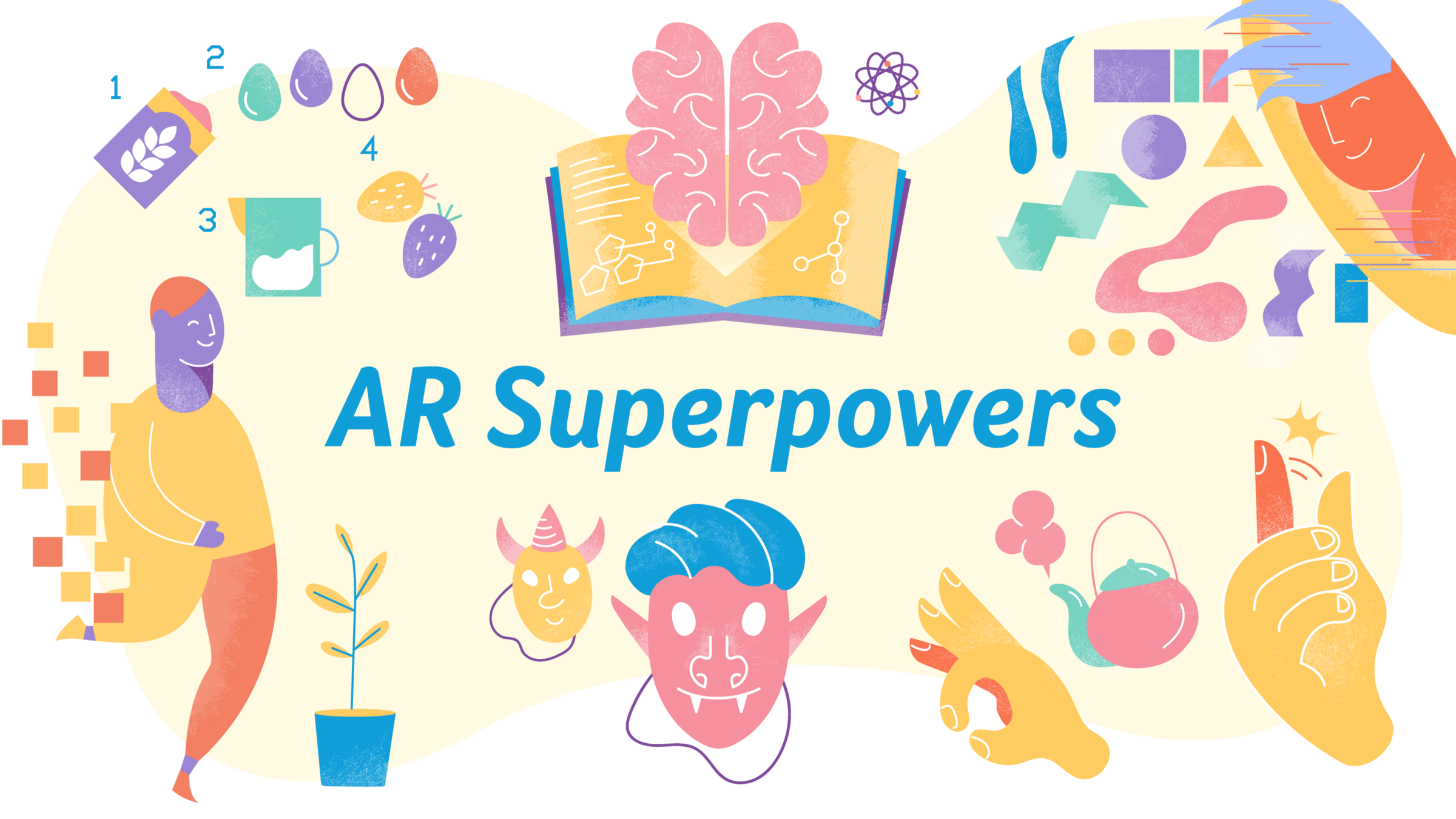 AR Superpowers